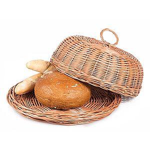 Chlebník proutěný kulatý Musette I. obraz