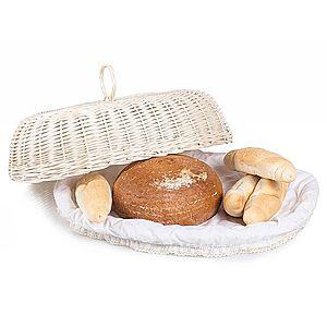Proutěné chlebníky obraz