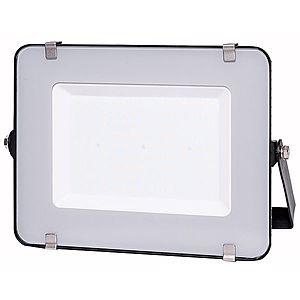 LED Solution Černý LED reflektor 300W Premium Barva světla: Denní bílá obraz