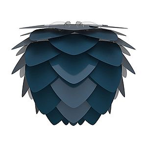 Stínidlo Aluvia mini petrol blue Ø 40 x 30 cm - UMAGE obraz