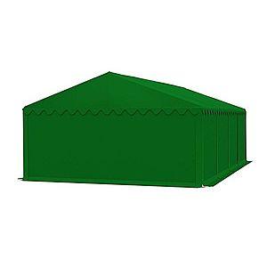 Skladový stan 5x8m EKONOMY Zelená obraz