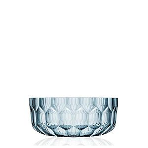 Kartell Jellies salátová mísa světle modrá obraz