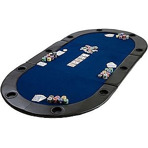 Tuin 9495 Poker podložka skládací modrá obraz