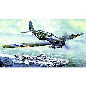 Směr Letadlo Fairey Fulmar Mk.I II 1: 72 obraz
