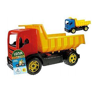Lena Auto sklápěč 2-osý plast 62cm obraz