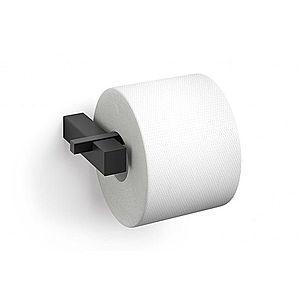 CARVO držák toaletního papíru, černý - ZACK obraz