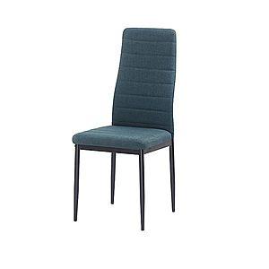 Židle COLETA NOVA smaragdová / černá Tempo Kondela obraz