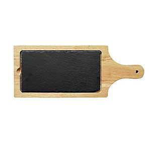 Dřevěná kuchyňská prkénka obraz