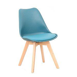 Jídelní židle BALI 2 NEW Tempo Kondela Petrolejová obraz