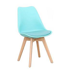 Jídelní židle BALI 2 NEW Tempo Kondela Mentolová obraz