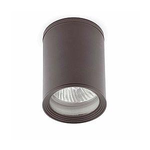 FARO TASA 70806, stropní svítidlo venkovní, tmavá šedá, 75W, 230V, kov, E27, IP 44 obraz