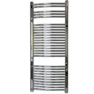 Koupelnovy radiator 50/120 chrom profilove 505W obraz