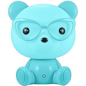 Svítidlo medvídek s brýlemi LED 308252 LB1 obraz