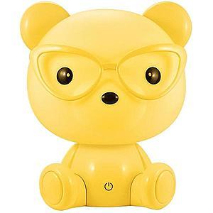 Svítidlo Medvídek s brýlemi LED 308269 LB1 obraz