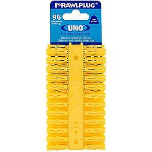Hmoždinka univerzální uno žlutá 5x24mm(96ks) obraz