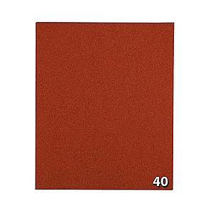 Brusný papír universal 230 x 280 mm G40 obraz