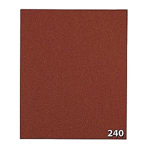 Brusný papír universal 230 x 280 mm G240 obraz