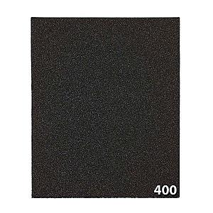 Brusný papír metal 230 x 280 mm G120 obraz
