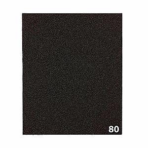 Brusný papír voděodolný 230 x 280 mm G80 obraz