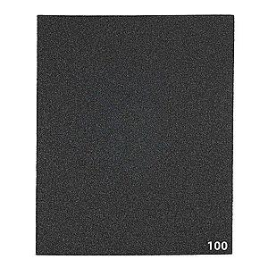 Brusný papír metal 230 x 280 mm G100 obraz