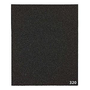 Brusný papír voděodolný 230 x 280 mm G320 obraz