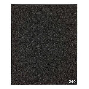Brusný papír voděodolný 230 x 280 mm G240 obraz