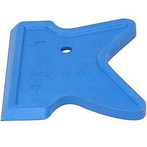 Stěrka na silikon modrá guma K obraz