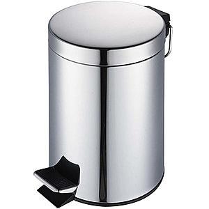 Odpadkový koš nerez 5l obraz