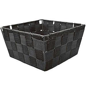 Košík Modena S 19x19x9 černý obraz