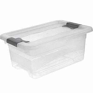 Box crystalbox 0940 průhledný obraz
