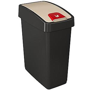 Odpadkový koš s víkem 25L obraz