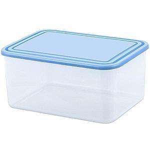 Box na potraviny 2l 175540 transparent. modr. obraz