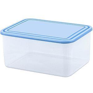 Box na potraviny 3l 175541 transparent. modr. obraz