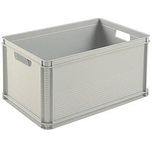 Transport box 64L šedá obraz