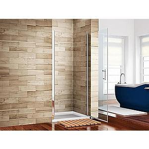 Sprchové Dvere Dione 90x190 Čiré-Chrom obraz