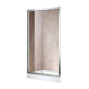 Sprchové Dveře Vega 100x195 Čiré-Chrom obraz