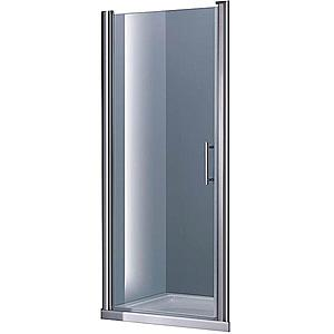 Sprchové dveře Samos 90 čiré - chrom obraz
