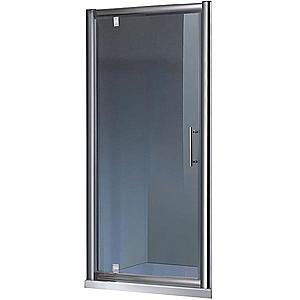 Sprchové dveře Marko 90 grafit - chrom obraz