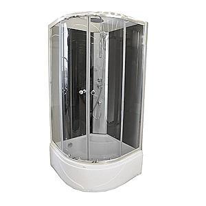 Sprchový box s hydromasáží kora vys.van. 80-4 díly obraz