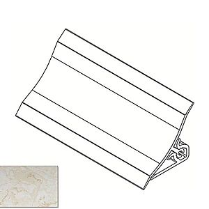 Lišta ke kuchyňské desce 3m 20x20 – Písek Jeruzalém LWS-038 obraz