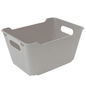 Box Lotta 1, 8 L šedá obraz