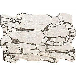 Dlažba Gres Muralla Ice 40/60 obraz