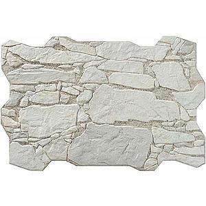 Dekorační obklad gres Muralla Blanco 40/60 obraz
