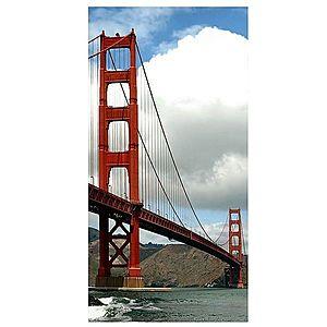 Dekor skleněný - Golden Gate 30/60 obraz