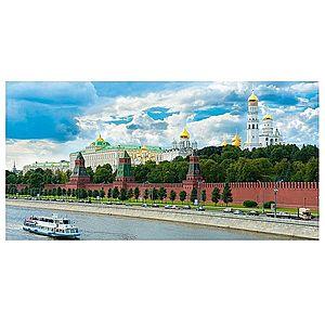 Dekor skleněný - Moskva 30/60 obraz