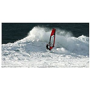 Dekor skleněný - surfař 30/60 obraz