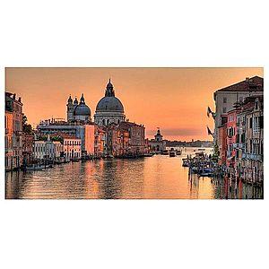 Dekor skleněný - Benátky 1 30/60 obraz