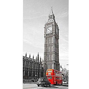 Dekor skleněný - Big Ben 30/60 obraz
