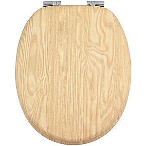Sedátko dýhované dřevo WC/JASAN obraz