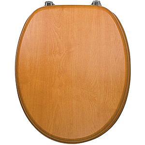 Sedátko dýhované dřevo WC/ORECH obraz